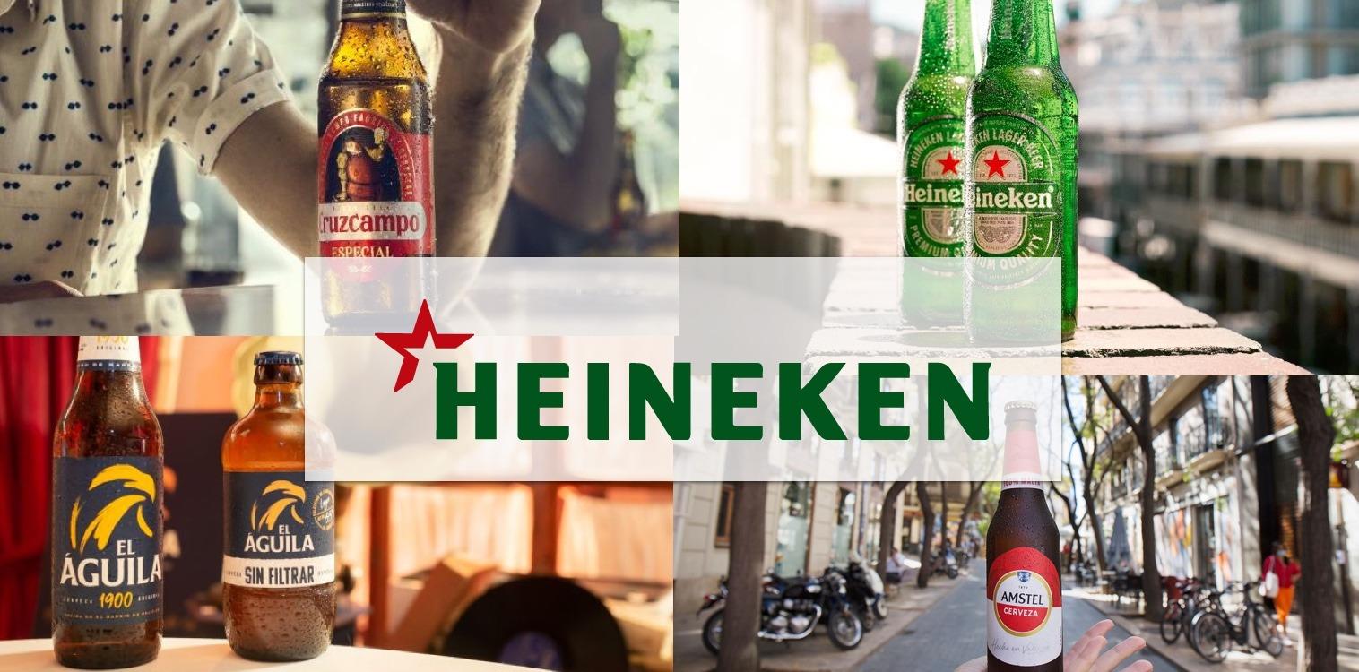 Heineken regala consumiciones a sus empleados