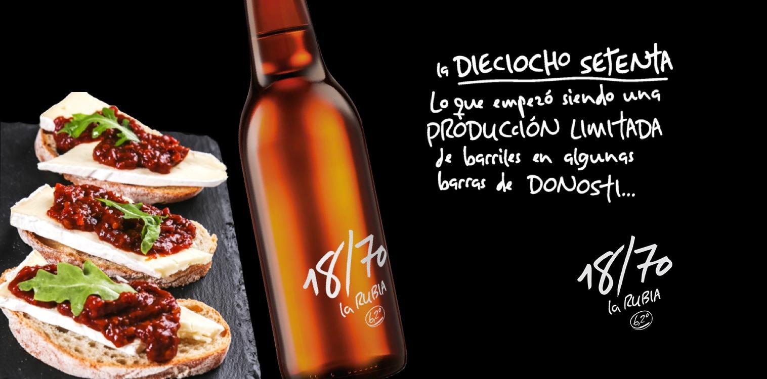 cerveza 18/70 distribuciones porro