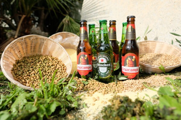 Primera planta cervecera cero emisiones de España, la fábrica en Jaén de Heineken España