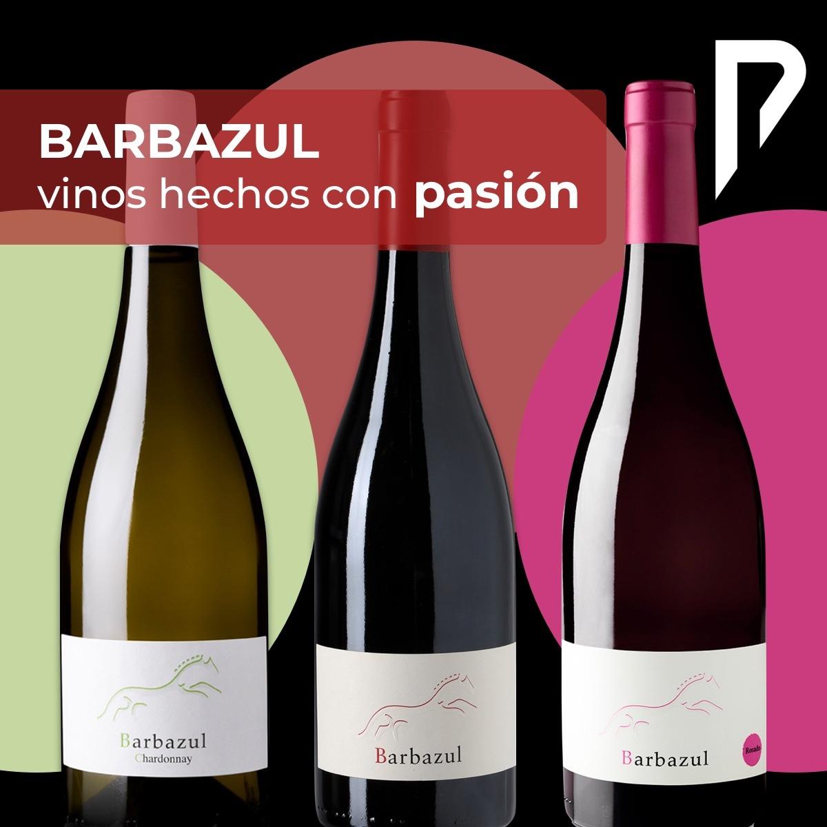 Vinos Barbazul, grandes vinos de Arcos de la Frontera, distribuidos por Distribuciones Porro.