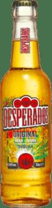 Cerveza Desperados, la cerveza con un toque muy top