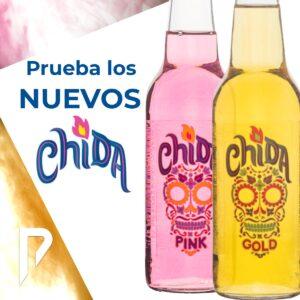 Chida Pink y Chida Gold en Distribuciones Porro