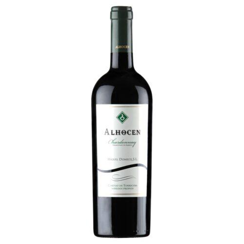Alhocen Chardonnay Barrica, distribuido por Distribuciones Porro