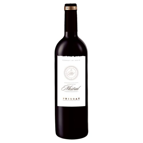 Heredad Mestral, vino tinto Priorat, disponible en Distribuciones Porro.