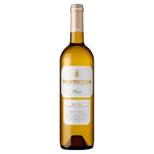 Montecillo Blanco, D.O. Rioja, distribuido por Distribuciones Porro
