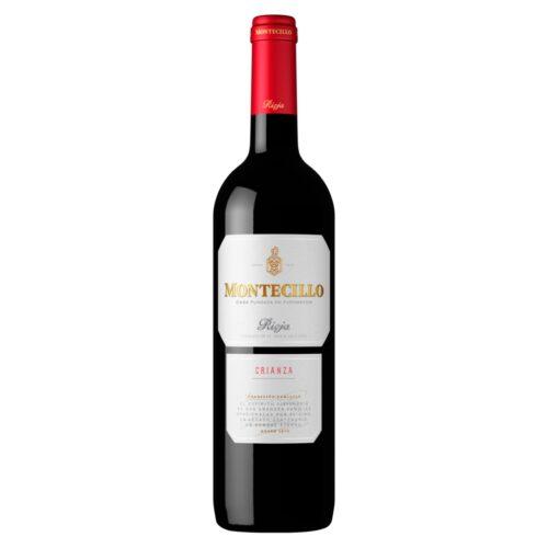 Montecillo Crianza Rioja, un clásico renovado distribuido por Distribuciones Porro.