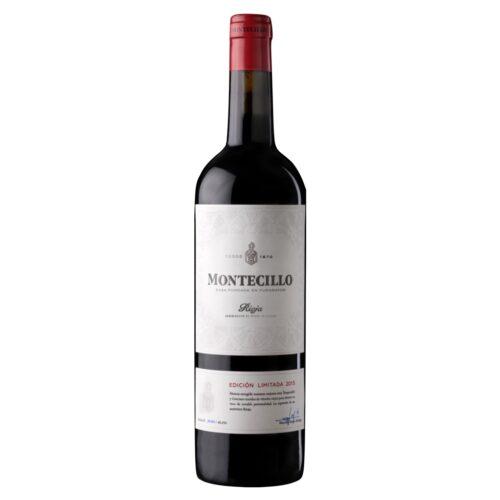 Montecillo Edición Limitada 2015. Gran vino tinto con DO La Rioja, distribuido por Distribuciones Porro.