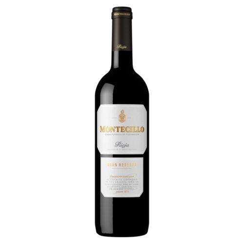 Montecillo Gran Reserva Rioja, magnífico vino distribuido por Distribuciones Porro