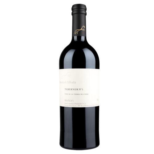 Taberner Nº1, de Huerta Albalá, Vino de la Tierra de Cádiz, disponible en Distribuciones Porro.